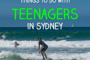 Fun Things To Do With Teenagers In Sydney