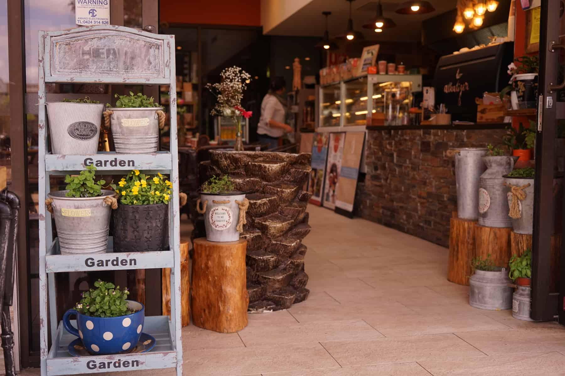 Alkalizer cafe Campbelltown