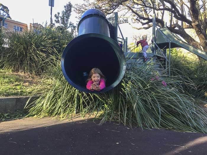 Waverton park merrett playground