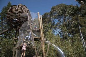 WILD PLAY Garden at Centennial Parklands is open now