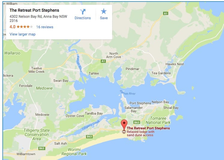 Port Stephens Holiday Parks The Retreat Our Family Review