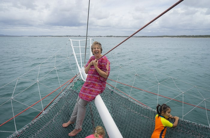 imagine cruises port stephens with kids things to do