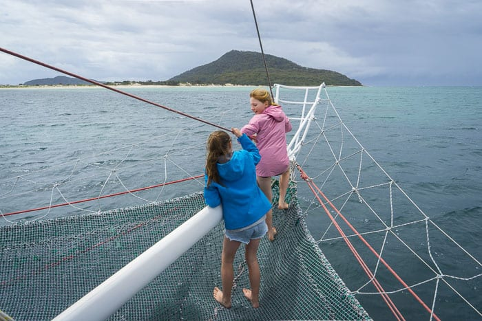 port stephens with kids things to do