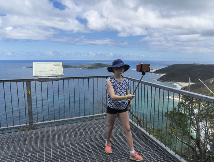port stephens with kids things to do climb tomaree head