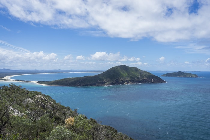 port stephens with kids things to do birubi crest cafe