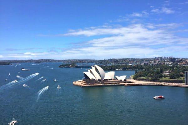 Sydney itinerary - Opera House