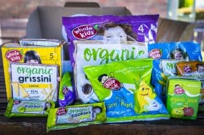 Whole Kids + Terracycle:  Recycling Kids Snack Packaging