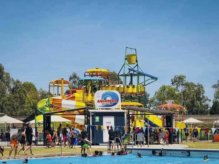 Aquatopia at Prairiewood Leisure Centre