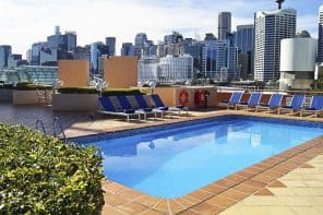 The Novotel Darling Harbour: Family-Friendly Sydney Hotel with Pool and Tennis Court
