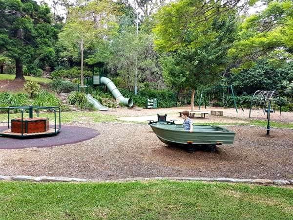 Playground Wendy's Secret Garden