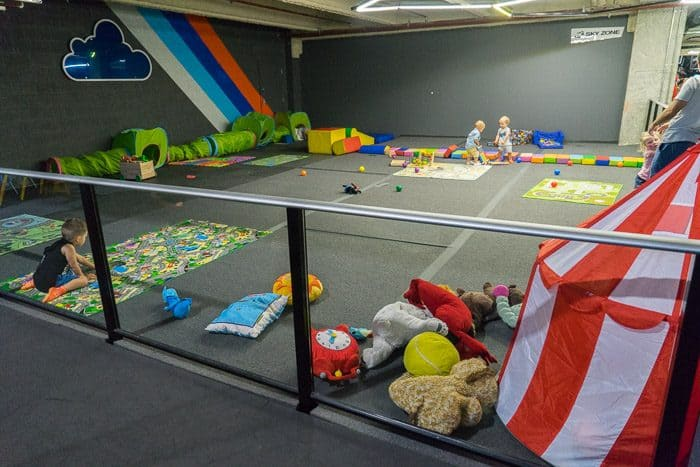 sky zone miranda soft play zone