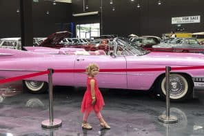 Gosford Classic Car Museum, the largest car museum in the southern hemisphere