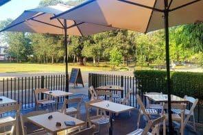 Parramatta Park Cafes
