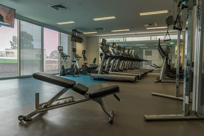 gym Parramatta family hotel parkroyal