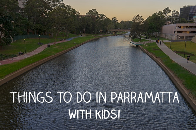 parramatta things to do with kids family