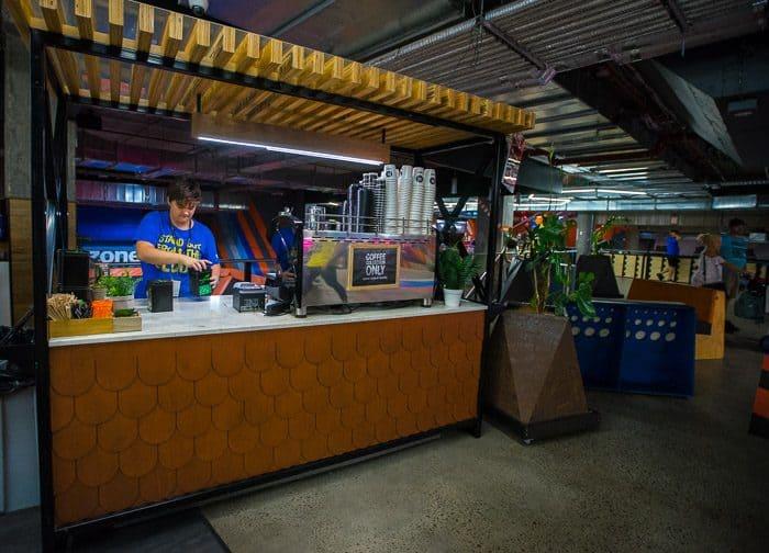 cafe sky zone sydney miranda