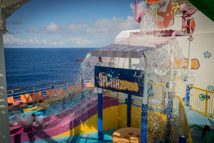 Carnival Spirit review family best worst
