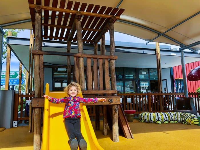 playground stockland baulkham hills mushroom playground