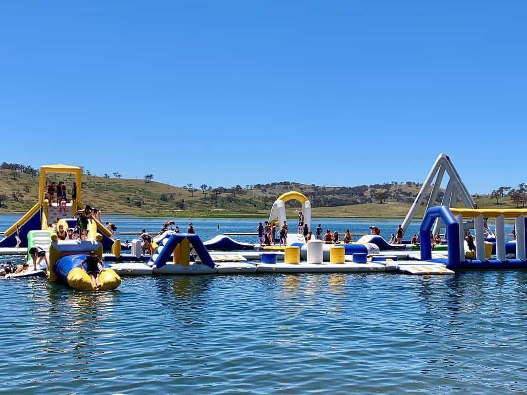 bathurst activities aqua park