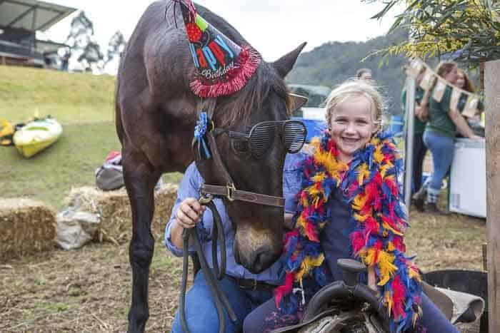 The Horses Birthday Festival Glenworth Valley Outdoor Adventures