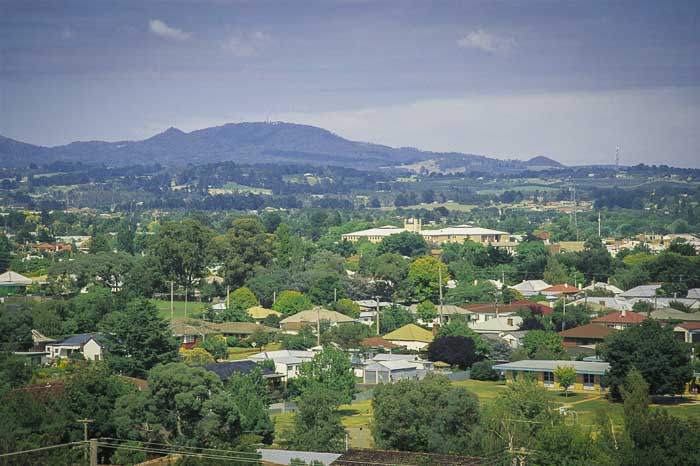 Mount Canobolas things to do in Orange with kids