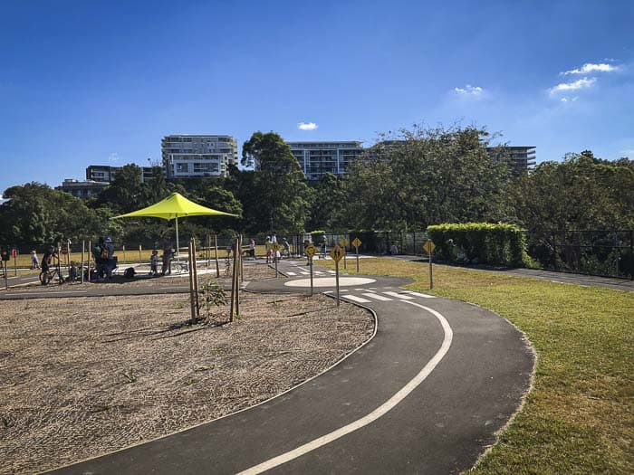 Ryde park - Best parks for kids Sydney