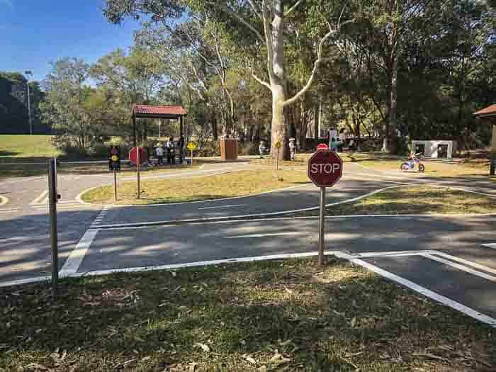strathfield park and playgrounds