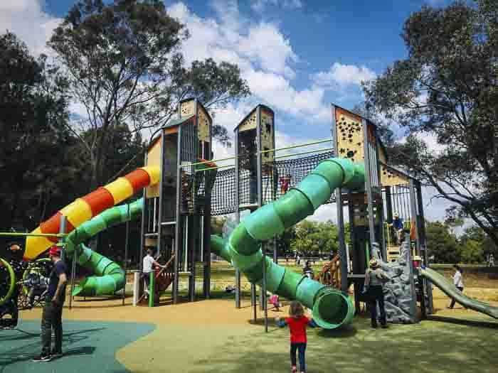 Strathfield Park playgrounds sydney's best plagrounds