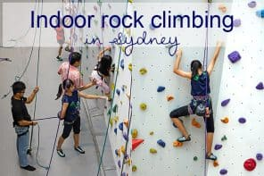 Indoor Rock Climbing in Sydney: Check Out All Sydney Climbing Gyms Here