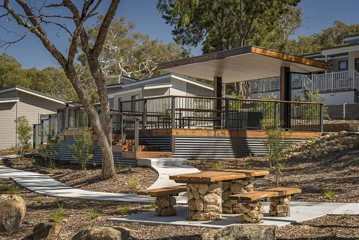 best holiday parks NSW Canberra