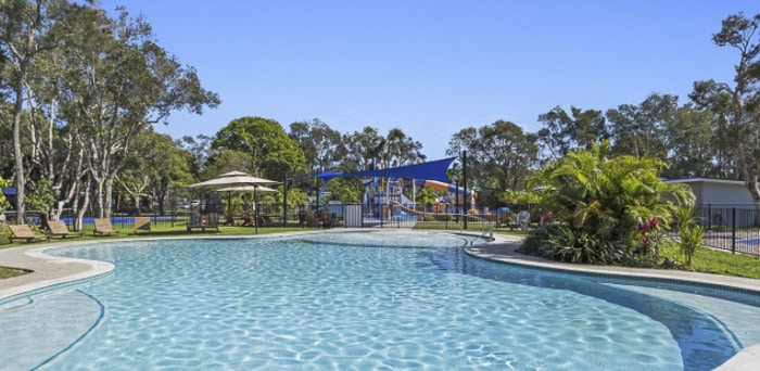 Byron Bay holiday parks - caravan parks new south wales