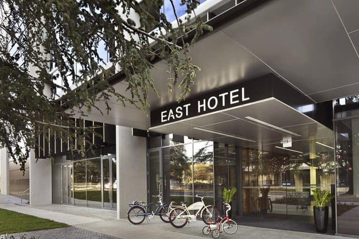 best places to stay Canberra