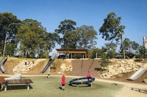 West Epping Park + Playground: Great For Kids of All Ages