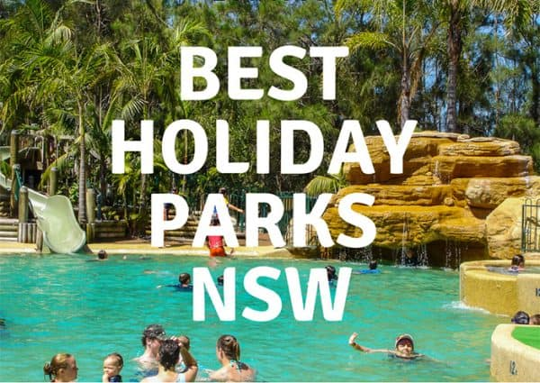 best holiday parks NSW