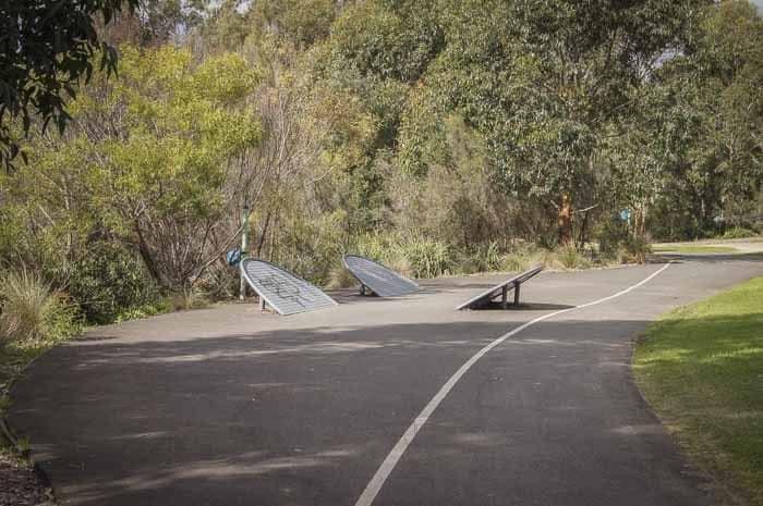 blenheim park bike track