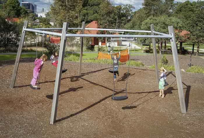 best playgrounds in Sydney