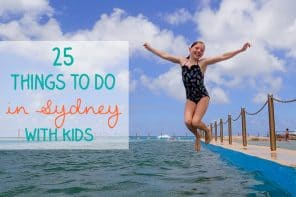 Top 25 Things To Do in Sydney With Kids