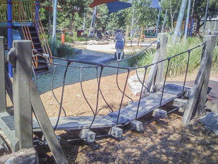 new town playground