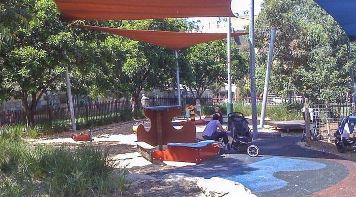 camperdown park sydney