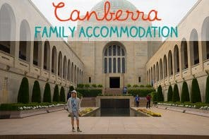Canberra Family Accommodation: Best Places To Stay in Canberra