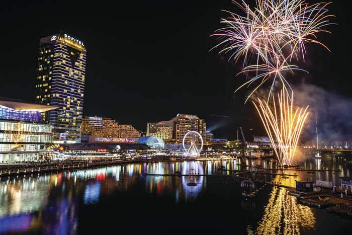places to visit in Sydney Darling Harbour