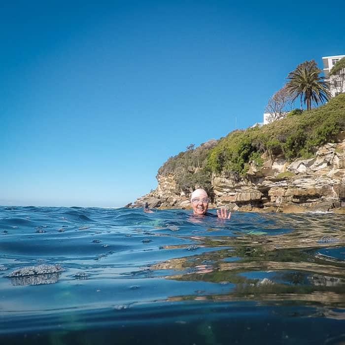 swim Gordons Bay