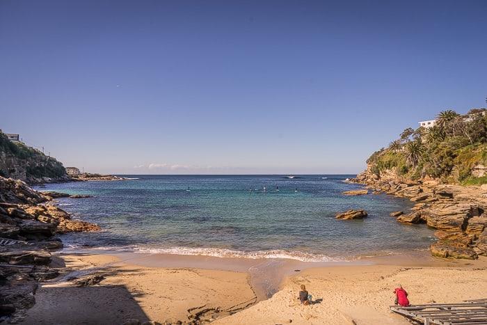 sydney snorkelling gordons bay
