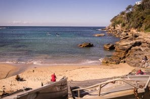 Gordons Bay: Snorkelling and Swimming At A Hidden Sydney Gem