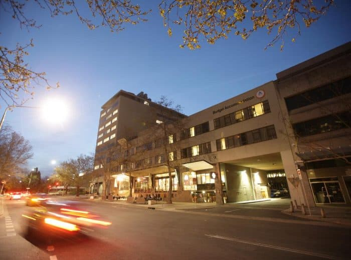 YHA Canberra cheap Canberra family accommodation