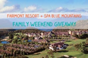 The Fairmont Resort and Spa Leura: Giveaway