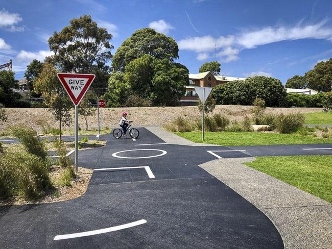Jubilee park mortdale bike track