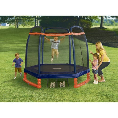 best trampoline for toddlers