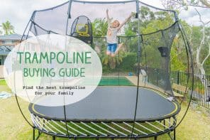 Independent Trampoline Buying Guide: Best Kids Trampolines
