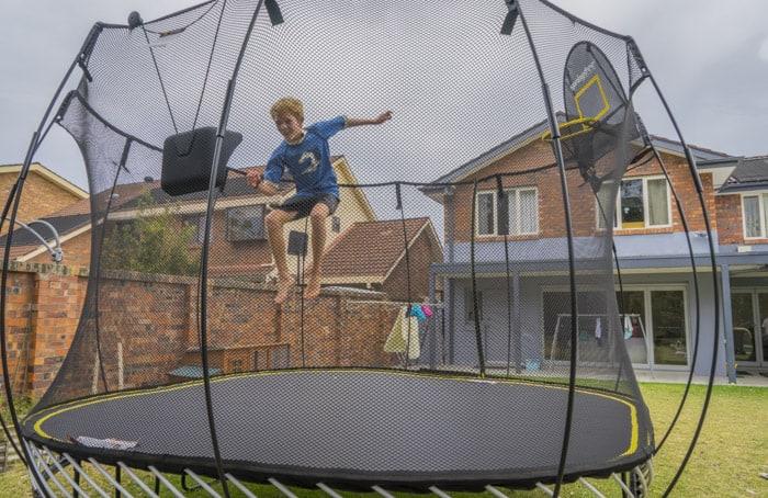 springfree best Aussie trampolines